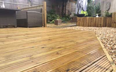 decking plymouth