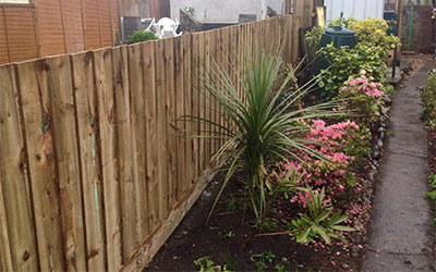 fencing & decking plymouth