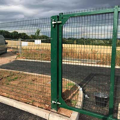 Commercial Fencing Plymouth