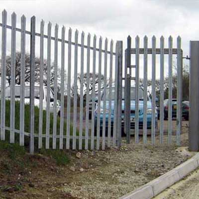 Security Fencing Devon