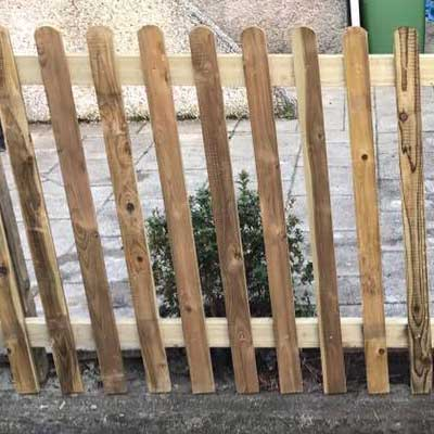 Picket Fencing Plymouth 3
