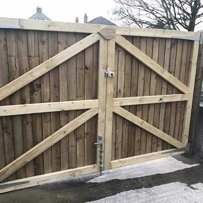 Timber Gate Plymouth