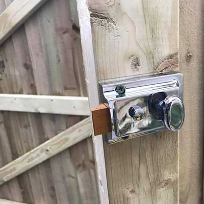 Timber Gate latch