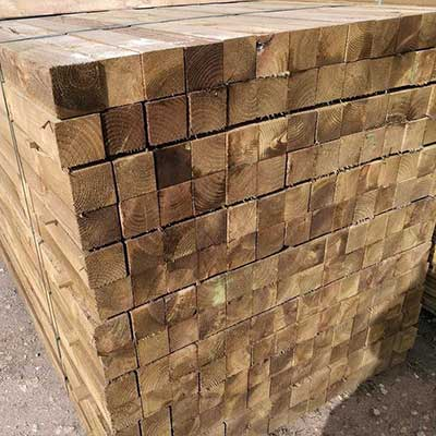 Fencing timber for sale
